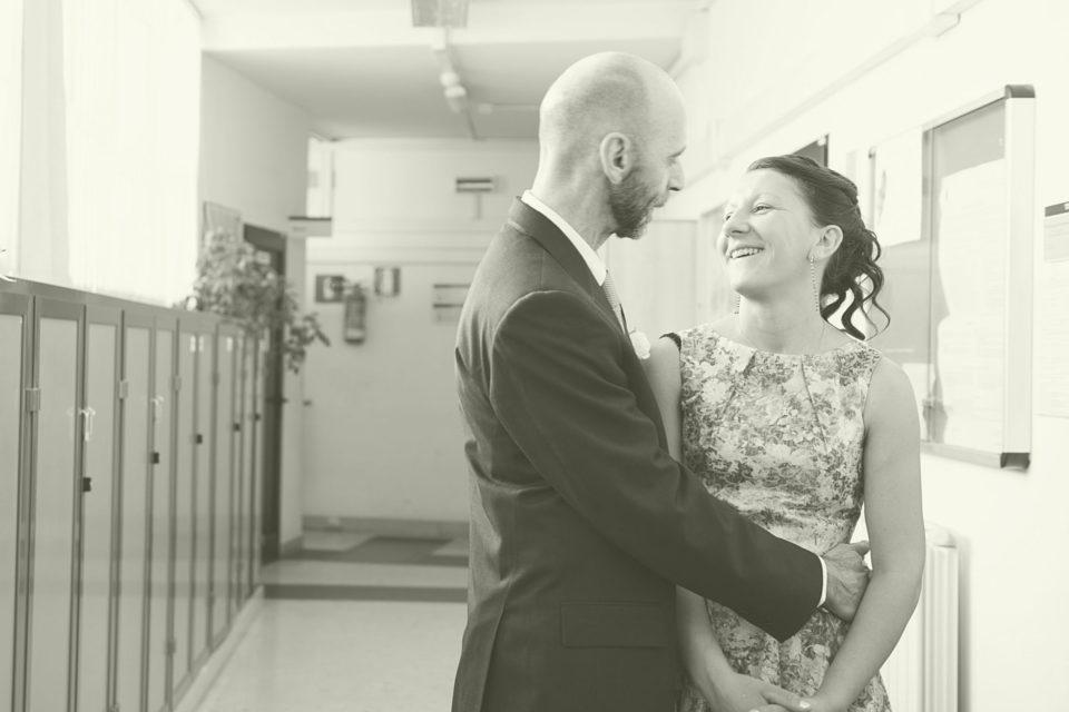 la migliore fotografa di matrimoni di Roma