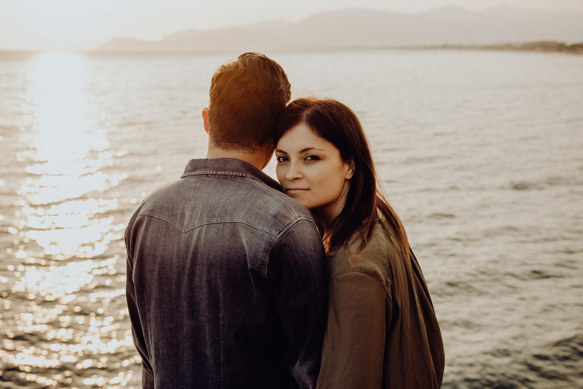 Servizio fotografico prematrimoniale a Sperlonga - Paola Simonelli fotografa di matrimonio - Annarita e Giovanni