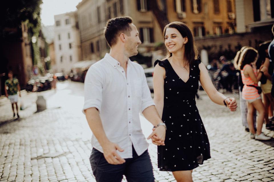 servizio fotografico a Roma - photographic migliori location di Roma per engagement session - fotografie di coppia roma - rome engagement session - fotografo matrimoni -4036
