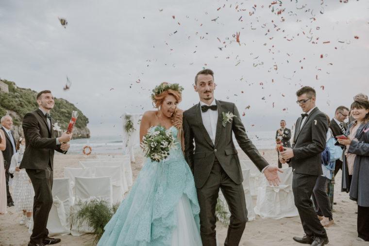 Matrimonio in spiaggia - rito civile al mare - paola simonelli - matrimonio roma gaeta sperlonga sabaudia